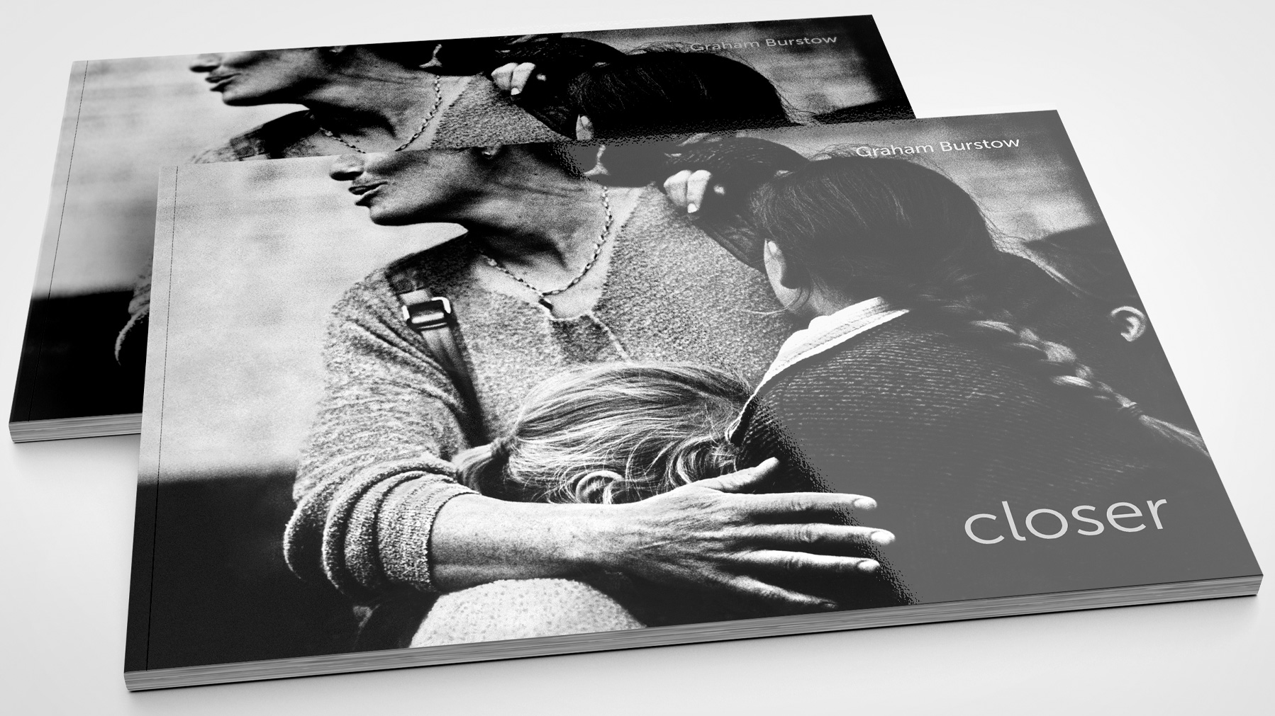 closer - the book